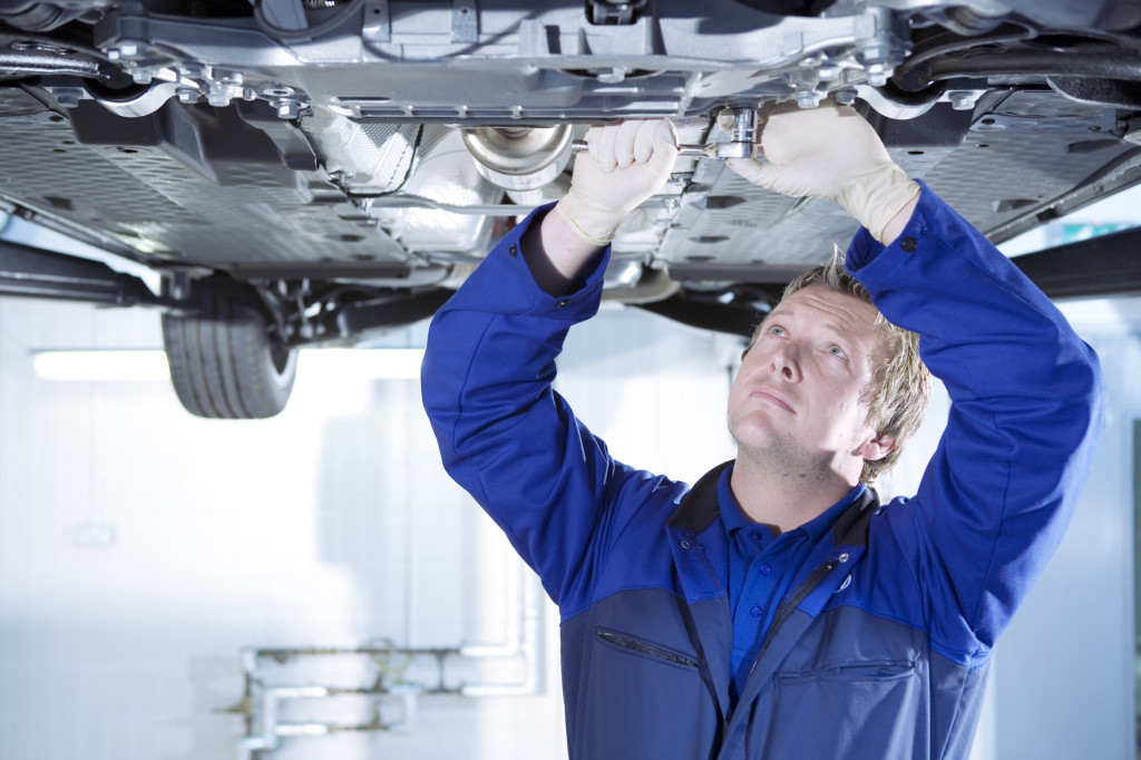Car Servicing at Auto Care UK